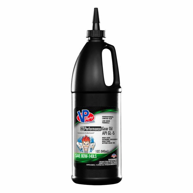 VP GL-5 80w140 Gear Oil Hi-Perf 1 Qt