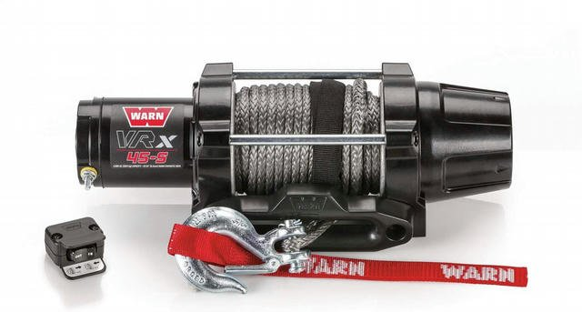 VRX 45-S Synthetic Rope Winch