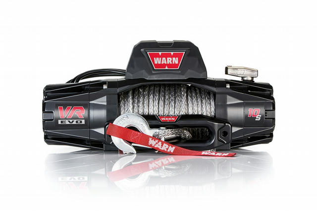 VR EVO 10-S Winch 10000# Synthetic Rope