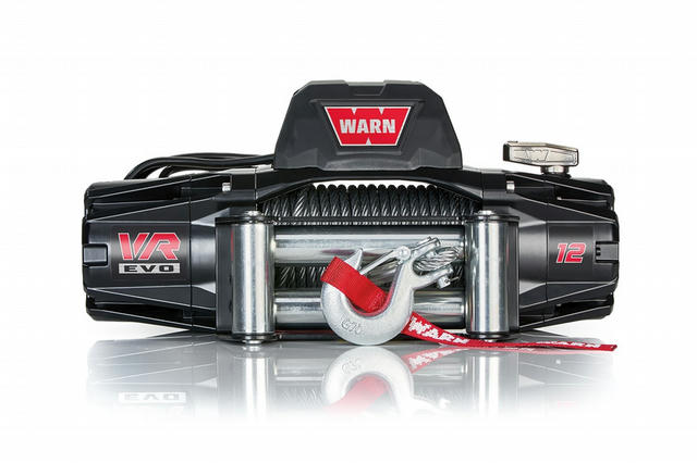 VR EVO 12 Winch 12000# Wire Rope