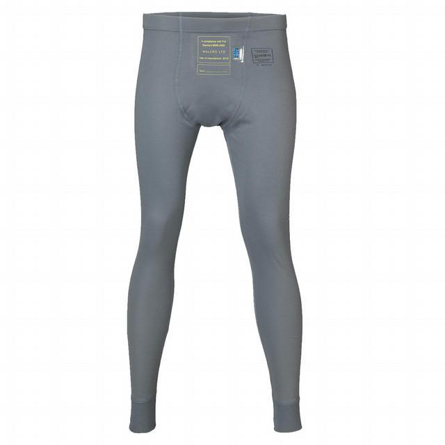 Base Layer Pant Small SFI3.3 & FIA Cool Grey