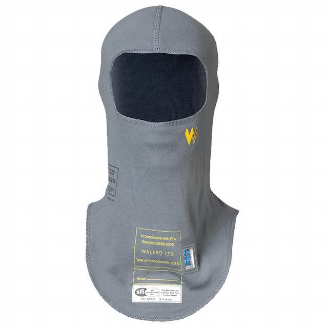 Head Sock Small SFI 3.3 & FIA Cool Grey