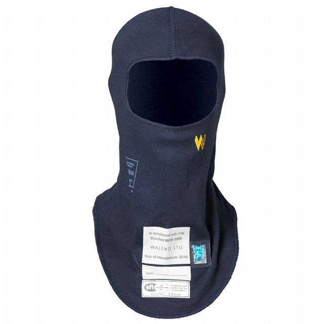 Head Sock Large SFI 3.3 & FIA Petrol Blue