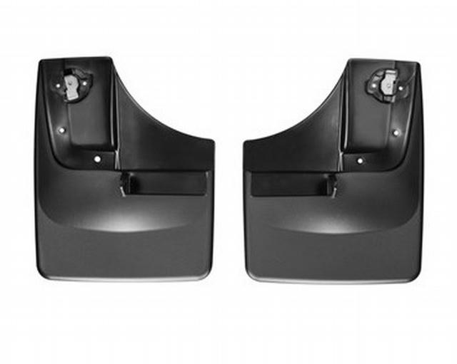 15-   Ford F150 Front Mud Flaps w/o Flares