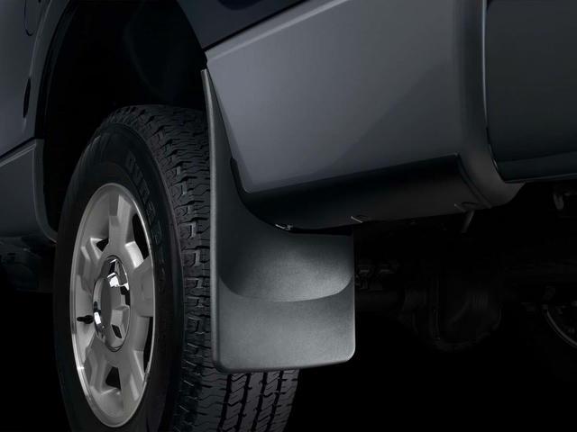 11- Ford F250 Rear Mud Flaps