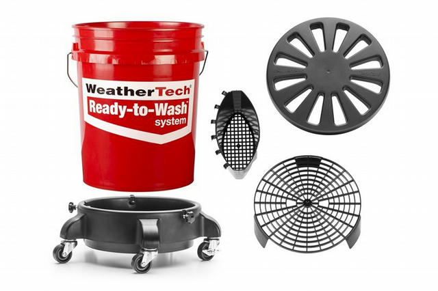 TechCare Ready-To-Wash Bucket System