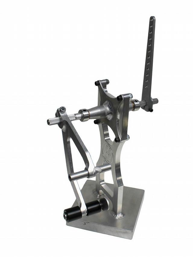 Throttle Pedal Straight Mount Adjustable