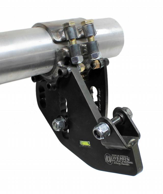 Trailing Arm Bracket RR 2-Link 5in Drop
