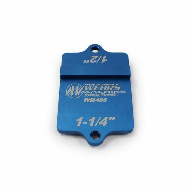 Sheetmetal Bend Marker 3/4in & 1in