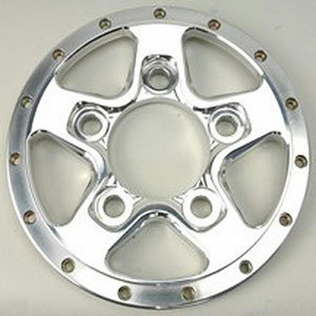 Aluma Star 2.0 Rear Wheel Center 5-4.5