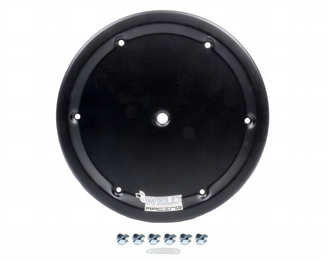 Replacement Mud Cover New Style 6-Hole Black