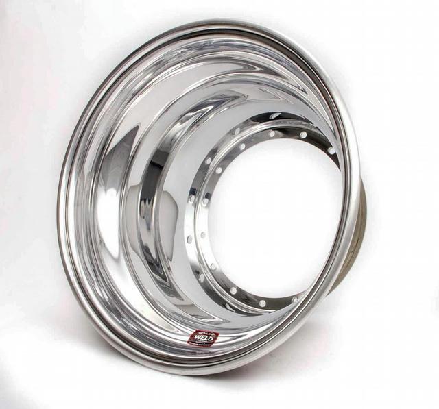 Outer Wheel Half 15x3.5