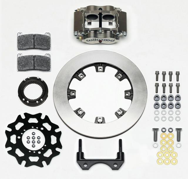 Rear Inboard Sprint Kit w/11.75in Rotor
