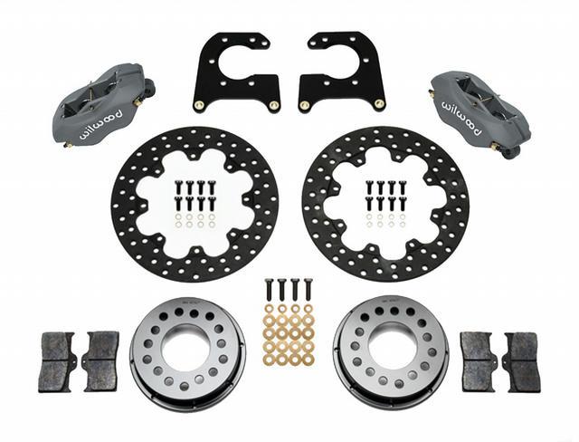 Drag Rear Disc Brake Kit New Big Ford