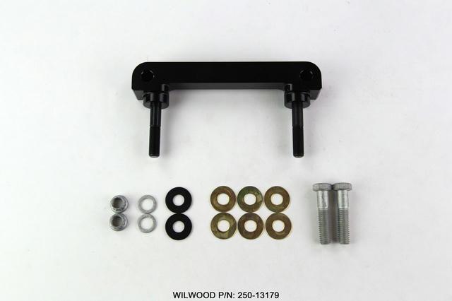 Caliper Brakect Kit Inboard Midget