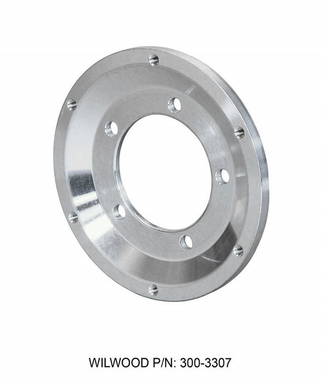 Front Rotor Adapter