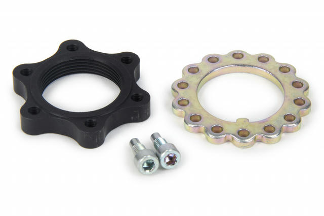 Nut Assy 10 Spindle Shorty