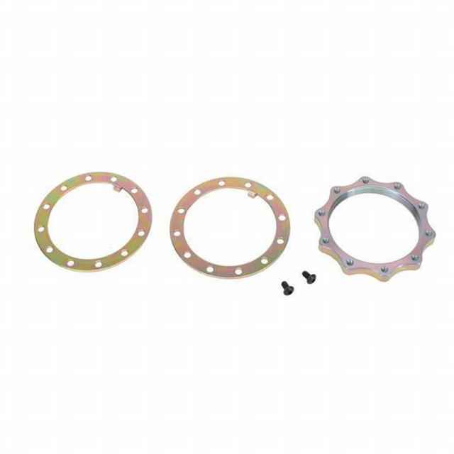Spindle Nut Kit Steel 2-7/8in 5x5 & Wide 5