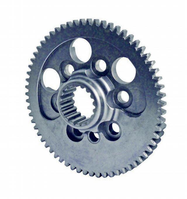 SBC External Balanced Coupler/Ring Gear