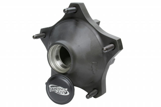 Wide 5 Hub Front Mag. Snap Cap Thermal Coated