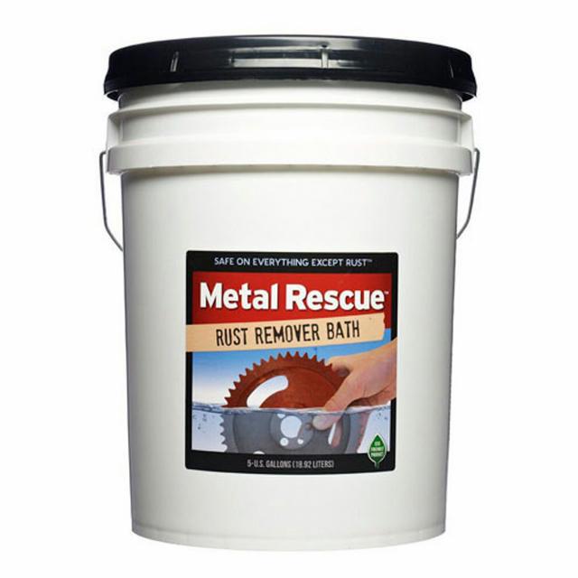 Metal Rescue Rust Remove r - 5 Gallon
