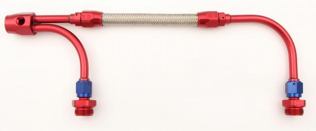 Hly Fuel Line Kit 3/8in NPT Fem Inlet