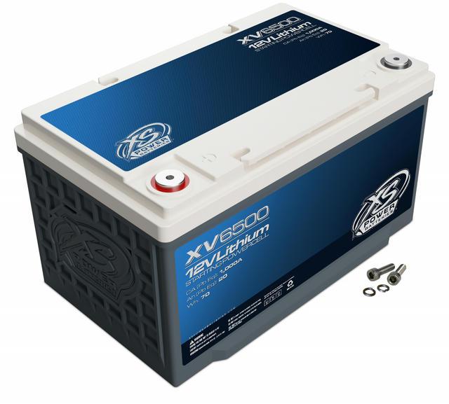 Lithium Titan8 XV Series 12 Volt Battery 1000 CA