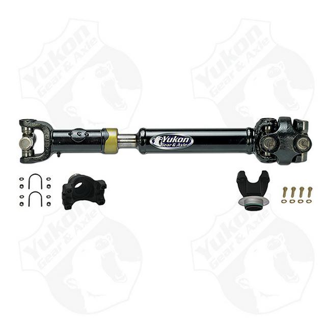 Heavy Duty Driveshaft 12-17 Jeep JK Rear 1310