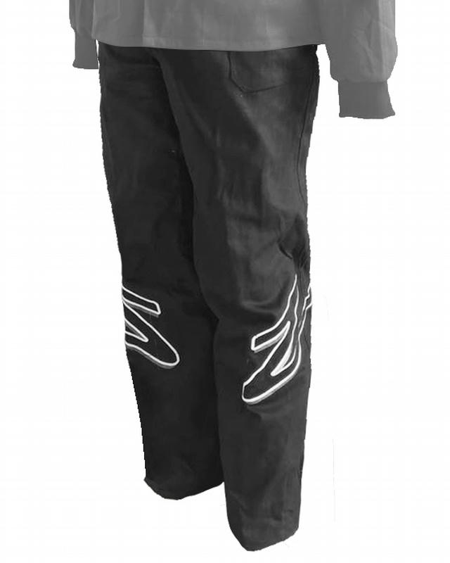 Pant Single Layer Black Small
