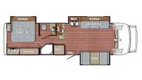 2020 BT Cruiser 5291 Floor Plan