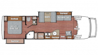 2020 BT Cruiser 5316 Floor Plan
