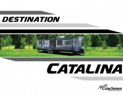 2019 Coachmen Catalina Destination RV Brochure Cover