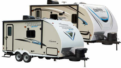 Freedom Express Ultra Lite RVs