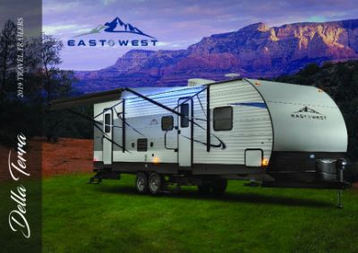 2019 East To West RV Della Terra RV Brochure Cover