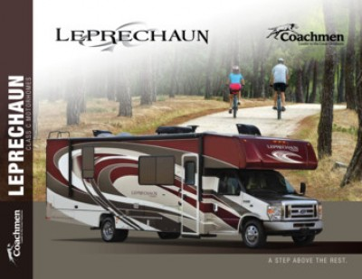 2018 Coachmen Leprechaun RV Brand Brochure Cover