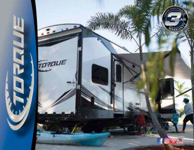 2019 Heartland Torque RV Brochure Cover