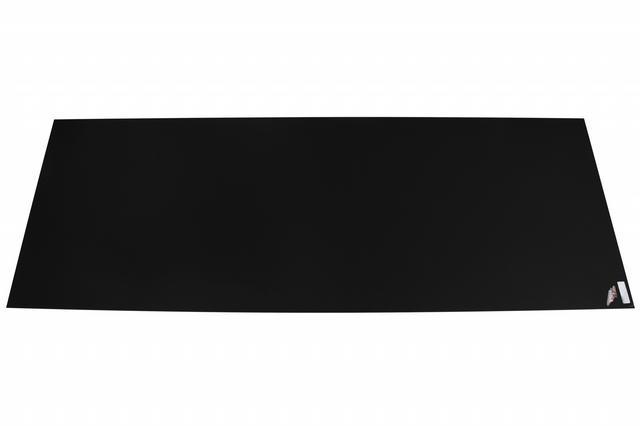 Filler Panel Hood DLM Black Plastic