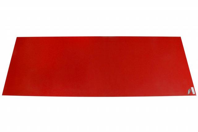 Filler Panel Hood DLM Red Plastic