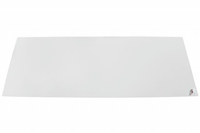 Filler Panel Hood DLM White Plastic