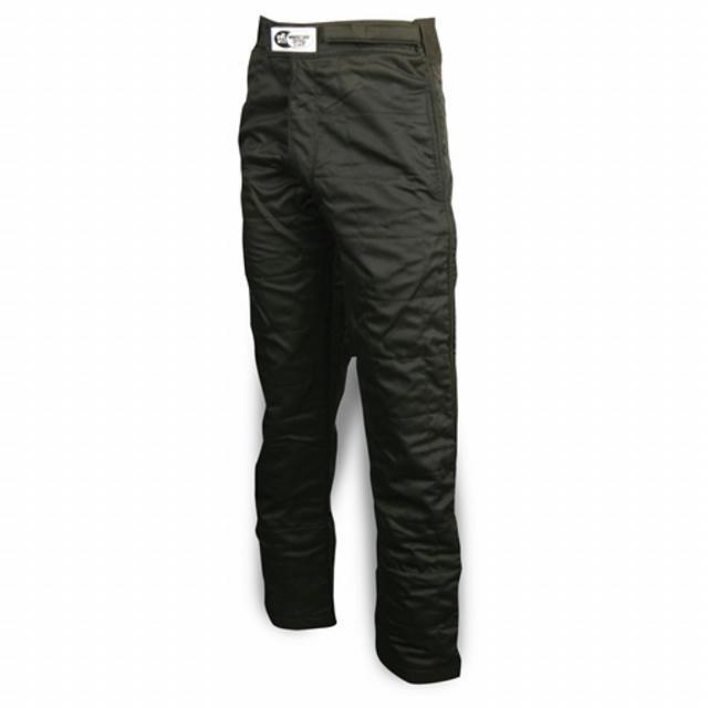 Racer Pants 2020 Black Large