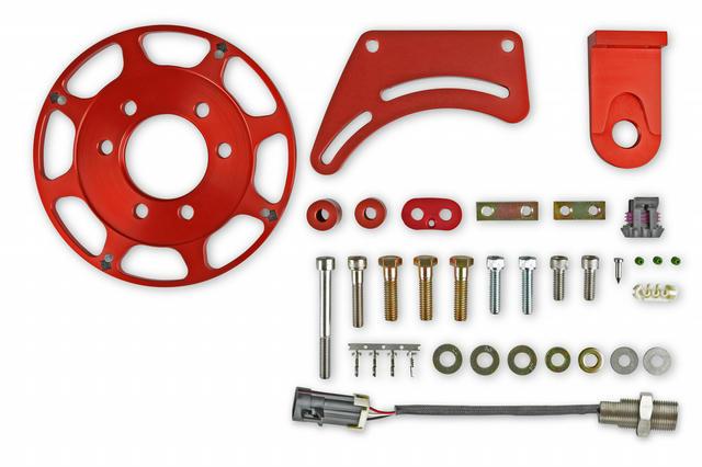 Crank Trigger Kit - Ford 5.0L Coyote