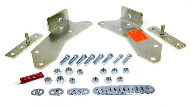 88-98 Rear Bumper Raising Kit (3in)