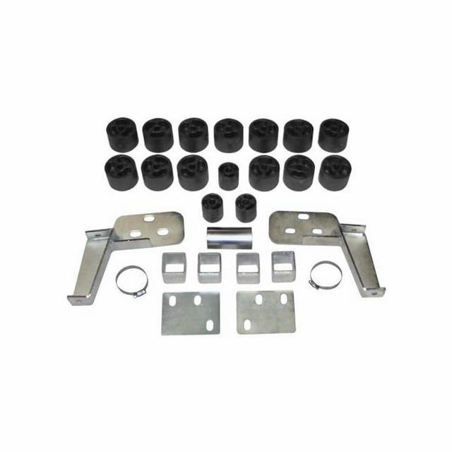 95-98 GM P/U 2in. Body Lift Kit