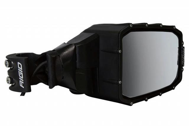 LED Light Reflect Side Mirror