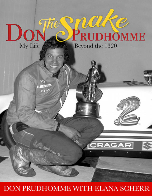 Don Prudhomme Life Beyond the 1320