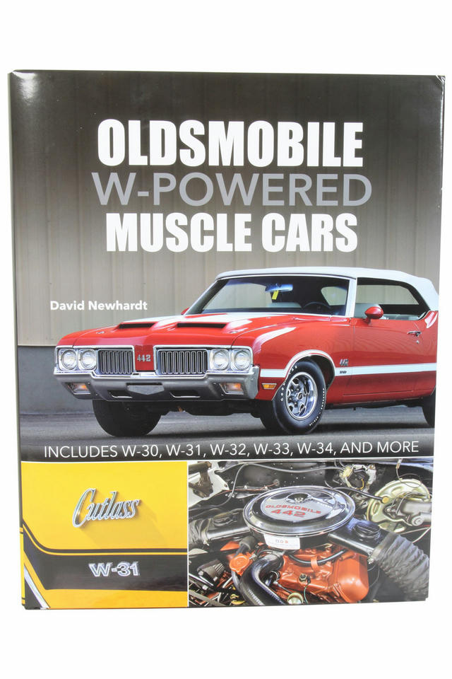 Olds W-Powered Muscle Cars