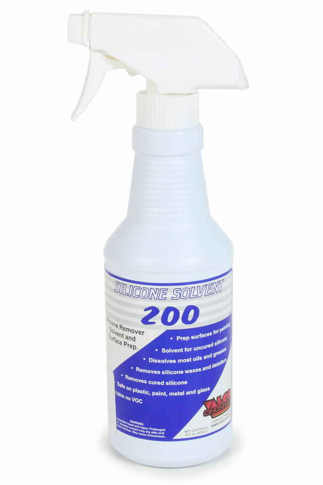 Solvent 200 Silicone Solvent & Paint Prep 16o