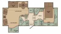 2002 Cameo 34CK3 Floor Plan