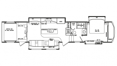 2020 Full House JX450 Floor Plan Img