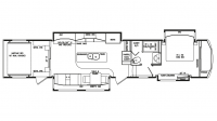 2020 Full House JX450 Floor Plan